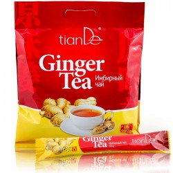 TianDe imbierinė arbata 18 g.